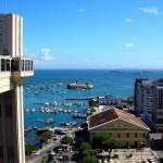 Vista do Elevador Lacerda - Salvador Bahia (Foto: divulgação)