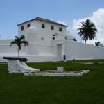 Forte de Nossa Senhora do Mont Serrat - Salvador Bahia (Foto: divulgação)