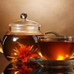 Dieta do chá de folhas de amora