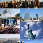 É impressionante perceber que a verticalidade de seus arranha-céus, como o Empire State Building, combina perfeitamente com as linhas horizontais da Brooklyn Bridge ou os gramados do Central Park. (Foto: divulgação)