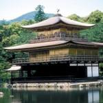 Pavilhão Dourado situado na cidade de Kyioto no Japão - (Foto: divulgação)