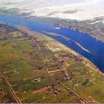Rio Nilo, no Egito (Foto: divulgação)