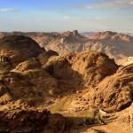 Península do Sinai - Egito (Foto: divulgação)