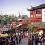Casa de Chá Yu Yuan, Yu Yuan Shangcheng, Yu Gardens Bazaar, Xangai, China (Foto: divulgação)