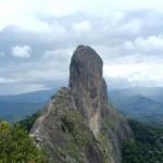 A Pedra do Baú é uma das atrações turísticas da região (Foto: divulgação)