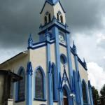 Igreja Matriz de Campos do Jordão (Foto: divulgação)