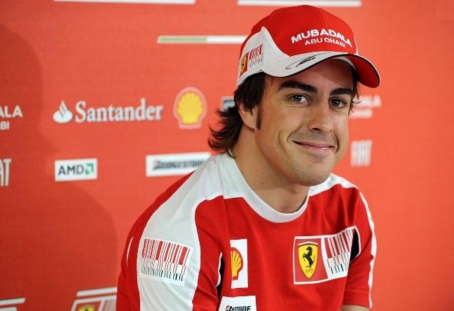 Fernando Alonso é o piloto mais bem pago da F1 (Foto: Divulgação)