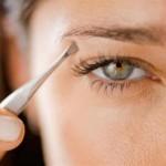 Depilação de sobrancelhas: dicas para doer menos