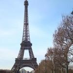 Torre Eiffel, que durante o dia fica aberta para visitação pública. (Foto: divulgação)