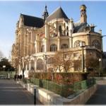 Igreja Saint Eustache, Paris (Foto: divulgação)