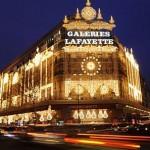 Galeria Lafayette,  Paris (Foto: divulgação)