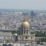 Paris  no século XVIII, era o centro cultural da Europa, cuja efervescência durante o Iluminismo lhe permite ainda hoje carregar o título de Cidade Luz.. (Foto: divulgação)