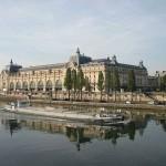 Quai Anatole, Paris, França. Situada na margem esquerda do Rio Sena. (Foto: divulgação)