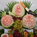 Além de muito bonitas as frutas ajudam na digestão (Foto: divulgação)
