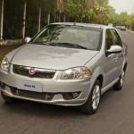 O Fiat Siena EL 2013 é a nova versão de entrada do sedã da montadora iltaliana