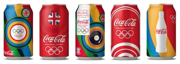 As latinhas para as Olimpíadas já estão a venda. (Foto: Divulgação)