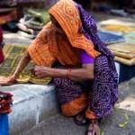 As mulheres na Índia usam roupas bem coloridas. (Foto: divulgação)