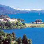 Bariloche fica às margens do lago Nahuel Huapi, o principal da região. (Foto: divulgação)
