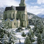 Catedral de San Carlos de Bariloche. (Foto: divulgação)