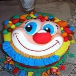 Bolo Palhaço para festa infantil. (Foto: divulgação)
