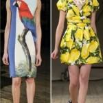 O tropical invade a moda  (Foto: divulgação)
