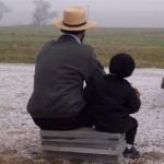 Espera dos teus filhos  o que tiveres feito a teus pais, por isso cuide deles com amor (Foto: divulgação)