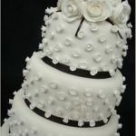 Fotos de bolos brancos