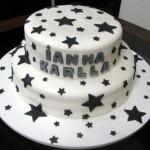 A criatividade é muito importante na hora de fazer um bolo artístico (Foto: divulgação)