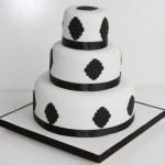 As decorações de bolos artísticos podem variar conforme a necessidade de cada um (Foto: divulgação)
