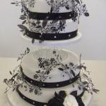 A decoração dos bolos artísticos representa a singularidade do evento (Foto: divulgação)