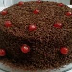 Bolo de chocolaate - Uma delicia irresistível (Foto: divulgação)
