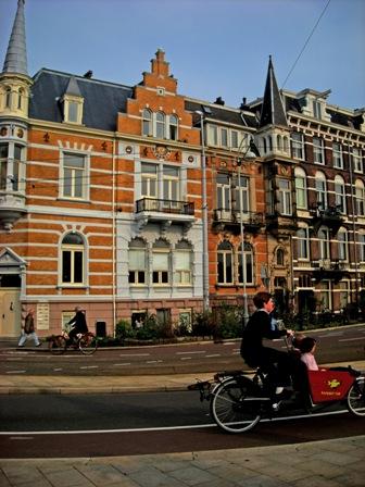 A Holanda possui uma arquitetura ímpar (Foto: divulgação)