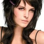 Corte assimetrico perfeito para cabelos lisos (Foto: divulgação)