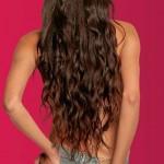 Para os cabelos crespos o melhor corte é o repicado favorecendo a formação dos cachos e diminui o volume (Foto: divulgação)