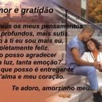 Amor e gratidão (Foto: divulgação)