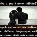 Amor infinito (Foto: divulgação)