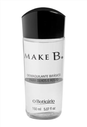Make B. de O Boticário (Foto:Divulgação)