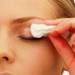 Maquiagem nos olhos: como remover, dicas