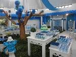 Festa com decoração Smurfs: dicas, fotos
