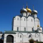 Monastério de Danilov (Foto: divulgação)