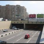 Túnel Lefortovo em Moscou (Foto: divulgação)