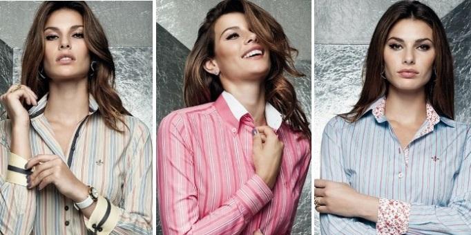 Mulheres importantes e que tomam decisões usam a marca Dudalina.