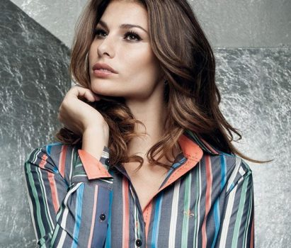 A Dudalina investe na confecção de camisas para o look das mulheres de negócio.