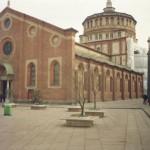 Igreja de Santo Ambrogio - Milão (Foto: divulgação)