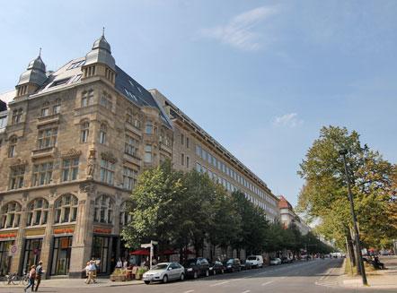 Avenida Unter den Linden - Berlim (Foto: divulgação)