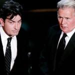 Martin Sheen e Charlie Sheen