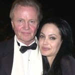 Angelina Jolie e Jon Voight
