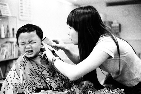 Medo de cortar os cabelos (Foto: Divulgação)