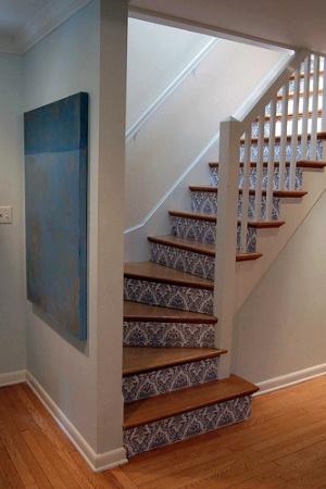 Evidência da escada (Foto: Divulgação)