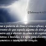 A palavra de Deus (Foto: divulgação)